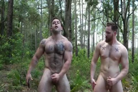 Jack And Randy pound naked