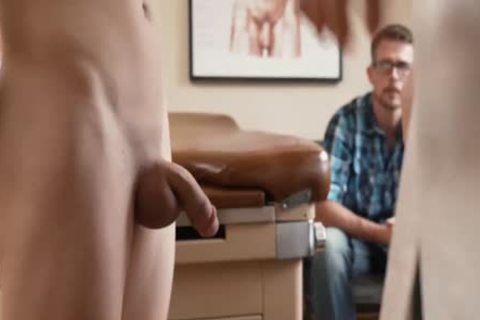homo Teenager hammered bare By His Stepfather And Doctor