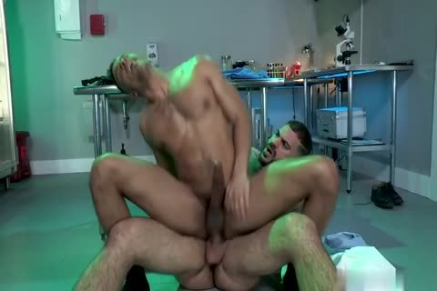 Dominated Homos Have A Barebacking Fuckfest With Aggressive Tops