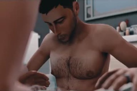 SIMS 4 - dad Takes Step Son's Virginity