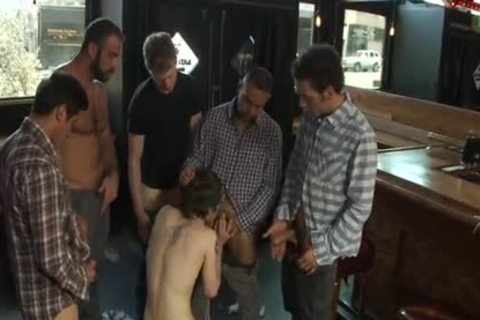 tied In Public - wicked Cubs