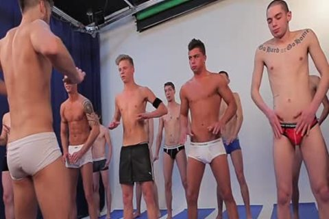 Relaxation Class For homosexual Sex junkies.