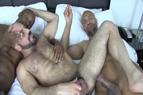 Adam Russo And dark cocks Satisifaction