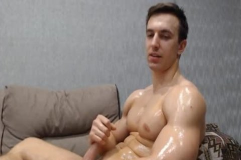 lascivious boy discharges sperm Like A naughty Fountain