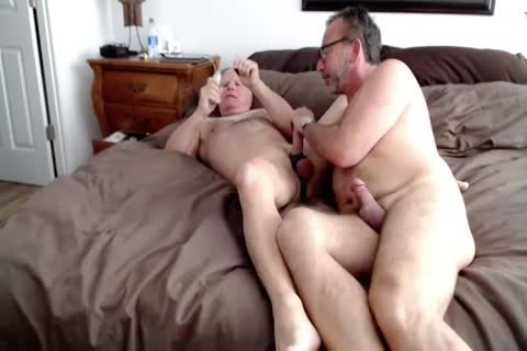 Gramps And dad pleasure