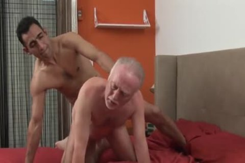 Hooked Up With A Daddy To bareback Himk