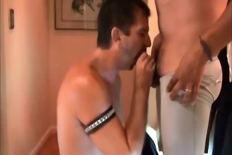 Jerk, engulf and cum - Finale with lycra lover buddy