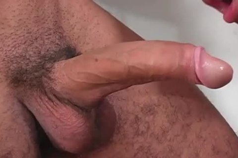 dirty latino slams his guy painfully doggy style