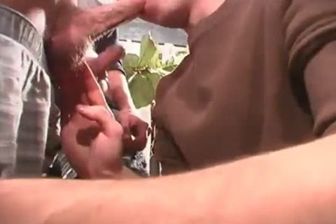 three men start engulfing and fuck each other